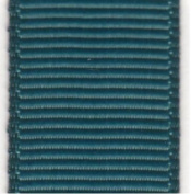 Papilion R07420223034720YD .220cm . Grosgrain Ribbon 20 Yards - Teal