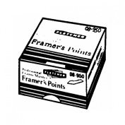 Fletcher-terry Co Framers Stacked Points 08-950