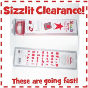 Sizzlit Window/Frame Making Die Set