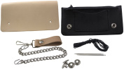 Springfield Leather Company's Natural Biker Wallet Kit
