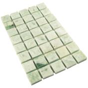 Antiquity Mosaics Ming Green Marble Tiles
