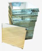 Mirror Tiles-Decoration 7.6cm x 7.6cm Silver Coated Bulk 150 Pcs Lot Sale Art,Craft,Decoration, Have FUN! Artcraft