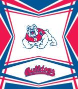Turner CLC Fresno State Bulldogs Stretch Book Covers