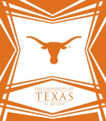 Turner CLC Texas Longhorns Stretch Book Covers