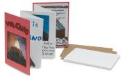 Arnold Grummer Zig Zag Book - 4 1/4 x 5 3/4 - Pack of 12