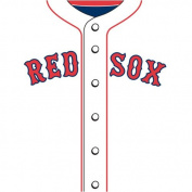 Turner MLB Boston Red Sox Stretch Book Covers