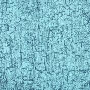 Blue Crackled