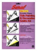 Saral Tole Painting Kit 5 Sheets