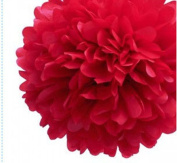 30cm Tissue Paper Flower Balls, 13 Colours for Wedding/Christmas/Halloween/Thanksgiving Party Decorations SAR-HA030