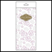 Cello Bags Hibiscus Pink