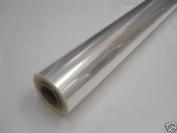 15m x 80cm Roll Clear Cellophane Wrap. Florist Quality Bouquet / Gift / Hampe...