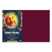 Tru-Ray Construction Paper - 46cm x 30cm - Light Yellow