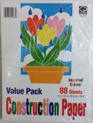 Carolina Pad Construction Paper Value Pack