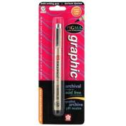 Pigma Graphic Pen 1Mm Sepia