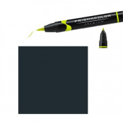 Prismacolor Premier Double-Ended Brush Tip Markers cool grey 90% 116