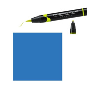 Prismacolor Premier Double-Ended Brush Tip Markers peacock blue 125