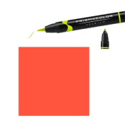 Prismacolor Premier Double-Ended Brush Tip Markers poppy red 013
