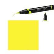 Prismacolor Premier Double-Ended Brush Tip Markers sunburst yellow 017