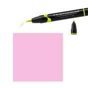 Prismacolor Premier Double-Ended Brush Tip Markers ballet pink 208