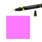 Prismacolor Premier Double-Ended Brush Tip Markers process red 001