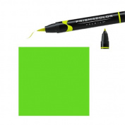 Prismacolor Premier Double-Ended Brush Tip Markers leaf green 187
