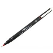 Uni Pin Red Fine Line Marker 0.4mm