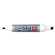 49 Black Cherry Pastel Crayon Pen Touch Twin Pk-t #