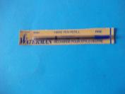 Waterman 54031 Fibre Pen Refill Blue Fine