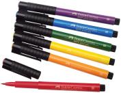 Faber-Castell Pitt Artist Brush Pen Sets basic