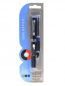 Sheaffer Viewpoint Calligraphy Fountain Pen medium black ink [PACK OF 3 ]