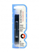 Sheaffer Calligraphy Ink Cartridges blue black [PACK OF 4 ]