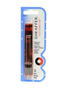 Sheaffer Calligraphy Ink Cartridges red [PACK OF 4 ]