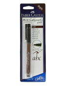 Faber-Castell Pitt Chisel Nib Calligraphy Pens sepia 2 mm [PACK OF 10 ]