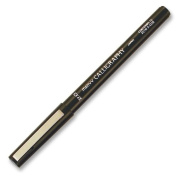 Wholesale CASE of 25 - Uchida Deco Colour Fine Point Calligraphy Marker-Calligraphy Marker, Fine Point, 2.0mm, Black