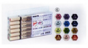 NEOPIKO3 Smoky 12 Colour Set