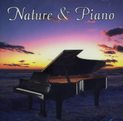 New Naturescapes Music Nature And Piano CD Soft Alluring Piano Compositions Lightly Orchestrated