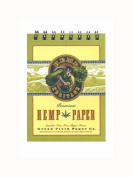 Hemp Heritage Sketch Book, 7.6cm x 10cm