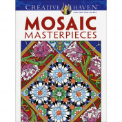 Dover Publications-Mosaic Masterpieces