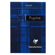 Clairefontaine Classic Staple-bound Note Pad 7.6cm . x 10cm .