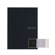 Ecoqua Dot Notebook 5.8X8.25 Black