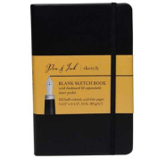 Pen & Ink Notebook 3.5X5.5 Blank Heavy Wt