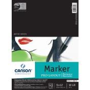 Canson Pro Layout Marker Pad 9X12