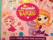 Flowerland Fairies Colour, Create, Write, Think and Design