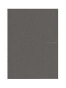 Fabriano EcoQua Notebooks spiral blank stone 21cm x 30cm .