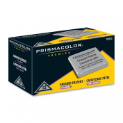 Sanford Ink Corporation Products - Design Kneaded Rubber Eraser, X-Large, Grey - Sold as 1 EA - Eraser is excellent for removing and highlighting chalks, charcoals and pastels. Kneads into any shape and leaves surfaces smooth and bright.