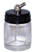 Airbrush Depot TB-003 22cc Glass Bottle Air Brush Depot Accessories