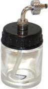 Airbrush Depot TB-007 22cc Side Mount Glass Jar