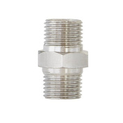 Airbrush Male-Male Nipple Fitting Hose Coupling 0.6cm BSP
