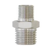 Airbrush Reducer Nipple Fitting 0.6cm - 0.3cm BSP Male-Male
