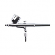 IMAGE® Multi-Purpose Gravity Feed Dual-Action Airbrush Kit with 0.3mm Nozzle